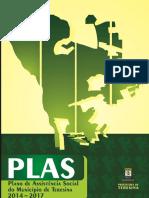 PLAS Plano de Assistência Social Teresina 2014 a 2017