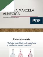 Presentación estequiometría.ppt
