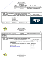 PARCELADOR ESPAÑOL GRADO 4 to hasta mayo 15