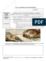 8° Historia - Preguntas - Reflexión de contenidos