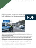Alemanha permite visitas transfronteiriças no Dia das Mães _ Notícias sobre política, economia e sociedade da Alemanha _ DW _ 10.05.2020