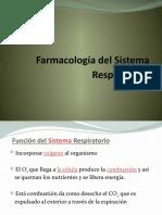 clase farmacologia sistema respiratorio