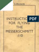ME110 Manual
