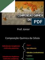 Composição química da célula 1.ppt
