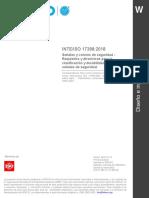 INTE ISO 17398 2018 Señales y colores de seguridad - Requisitos y directrices para la clasificación y durabilidad de las señales de seguridad..pdf