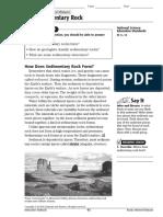 sedimentary interactive textbook