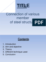 Connection of various member.pdf