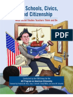 High Schools Civics Citizenship Full Report