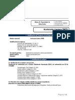 SDS BTMTD Acelerante Llantera TMTD