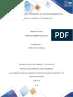 COMPRENSIÓN Y PRODUCCIÓN DEL DISCURSO ARGUMENTATIVO