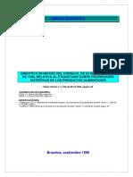 Directiva 90-496-CEE