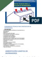 INVERNADEROS - Diseño y Construcción