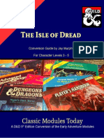 CMT - X1 the Isle of Dread