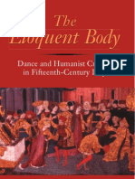 Dance in 15th C Italy 1