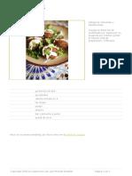Gastronomía. Cómo se prepara falafel