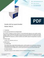 shredder FMD25.pdf