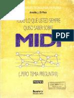 03 - Todo Lo Que Siempre Quiso Saber Sobre MIDI - Arnaldo J Di Pace