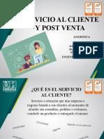 7. Servicio al cliente y Postventa.pptx
