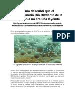 EL RIO HIRVIENTE