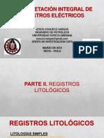 Registros litológicos