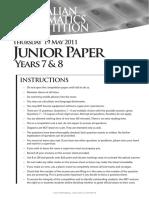 AIC Junior 2011.pdf
