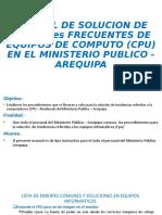 MANUAL DE SOLUCION DE ERRORES FRECUENTES DE EQUIPOS.pptx