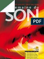 Programme de la Semaine du son 2011