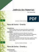 Aula 1 - Introdução a Resistência dos Materiais.pdf