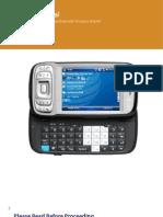 HTC8900 ATT Tilt English Manual