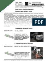 09.2 a Metodelor de Control Cu Pulberi Magnetice