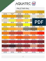 Paletar-RAL