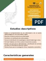 Estudios descriptivos (2019)