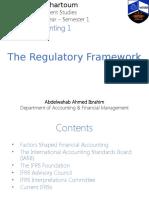 2 The Regulatory Framework.ppsx