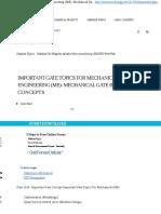 316677028-Important-Gate-Topics-for-Mechanical-Engineering-ME-Mechanical-Gate-Basic-Concepts-Mechanical-Engineering-World-Project-Ideas-Seminar-Topics.rtf