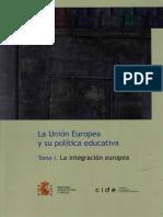 Union_ europea y su politica educativa
