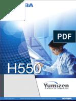Yumizen H550 Brochure FR