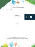 Fase 4. Identificar las técnicas para la evaluación del servicio.Colaborativo