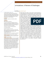Pediatric Drug Formulations