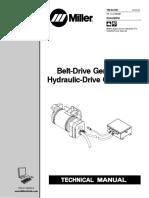 Miller Belt-Hyd Drive Generator_older version