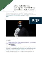 La cifra diaria de fallecidos con coronavirus en España desciende hasta las 123.docx