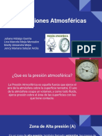 PRESIONES ATMOSFERICAS (1)