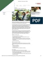 Internships - Jobs and careers – Bosch