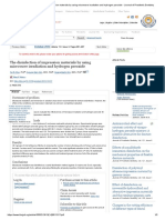 The disinfection of impression materials by using microwave irradiation and hydrogen peroxide - Journal of Prosthetic Dentistry