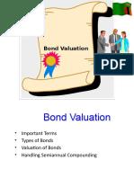 Chapter5 BOND VALUATION