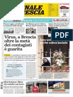 Giornale Di Brescia 10Maggio2020