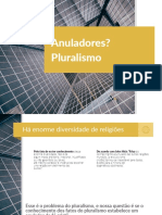 Anuladores pluralismo