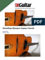Decoding Django's Gypsy Chords _ Premier Guitar