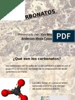 Geologia (carbonatos)