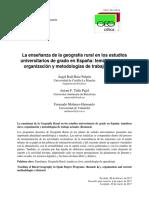 Tema 1. Enseñanza de la Geo Rural en Universidades.pdf