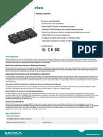 moxa-nport-5100-series-datasheet-v1.3